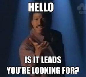 SEO leads funny